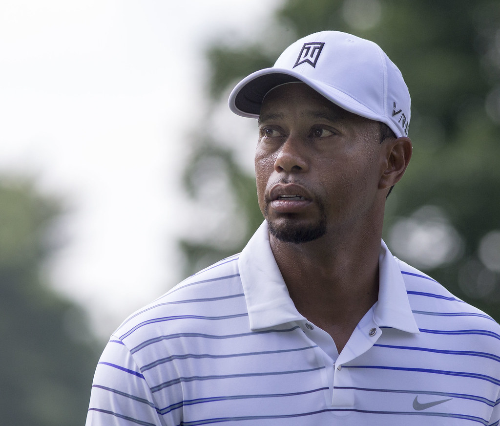 Tiger Woods' Struggle With Mental Health