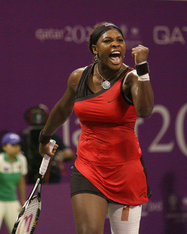 Serena Williams' Resentment Is Not The Problem