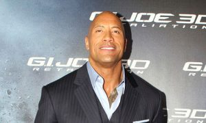 "Even Rocks Crack Sometimes! Dwayne ""The Rock"" Johnson Opens up About Depression"