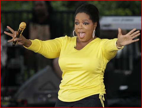 How to become self motivated like Oprah Winfrey